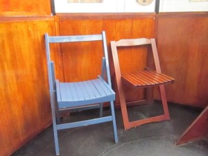 chairs lighthouse