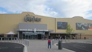 Harry Potter Leavesden Studios