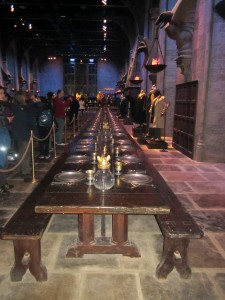 Harry Potter tour