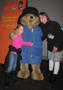 family days out Paddington Bear