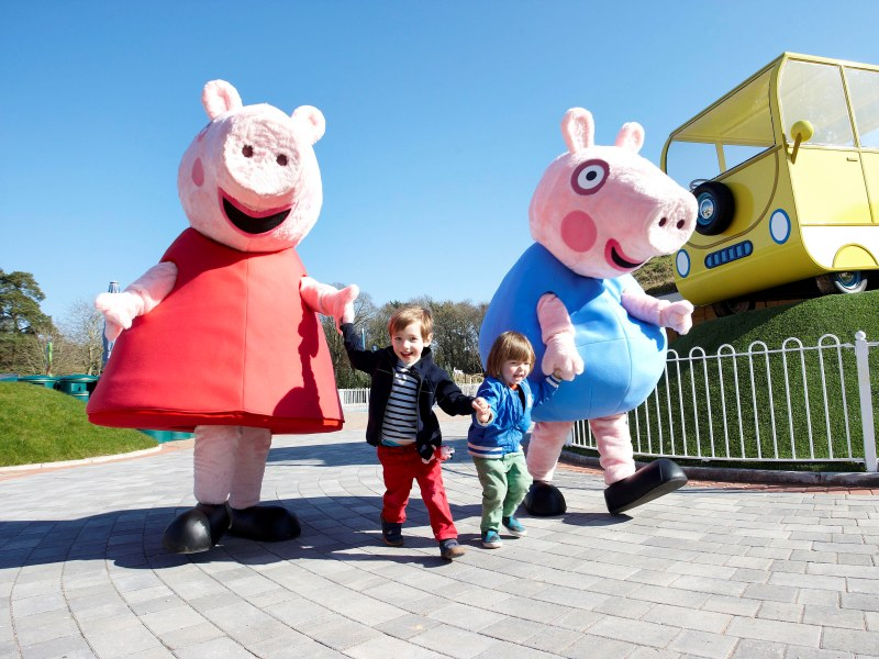 Peppa Pig World and Paultons Park  round up  Kids Days Out Reviews