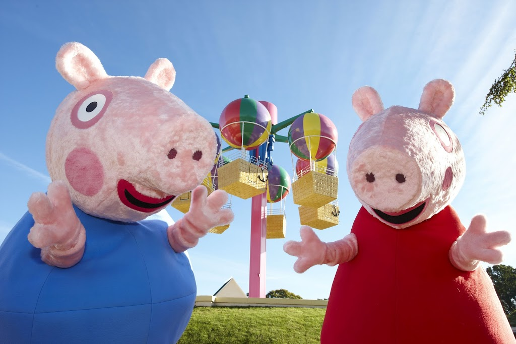 Peppa Pig World And Paulton S Park Round Up Kids Days Out Reviews