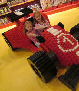 Legoland Discovery Centre Manchester 111