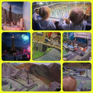 Miniland Legoland Manchester