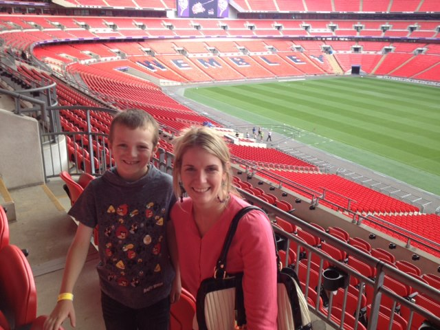 Wembley Stadium Tours