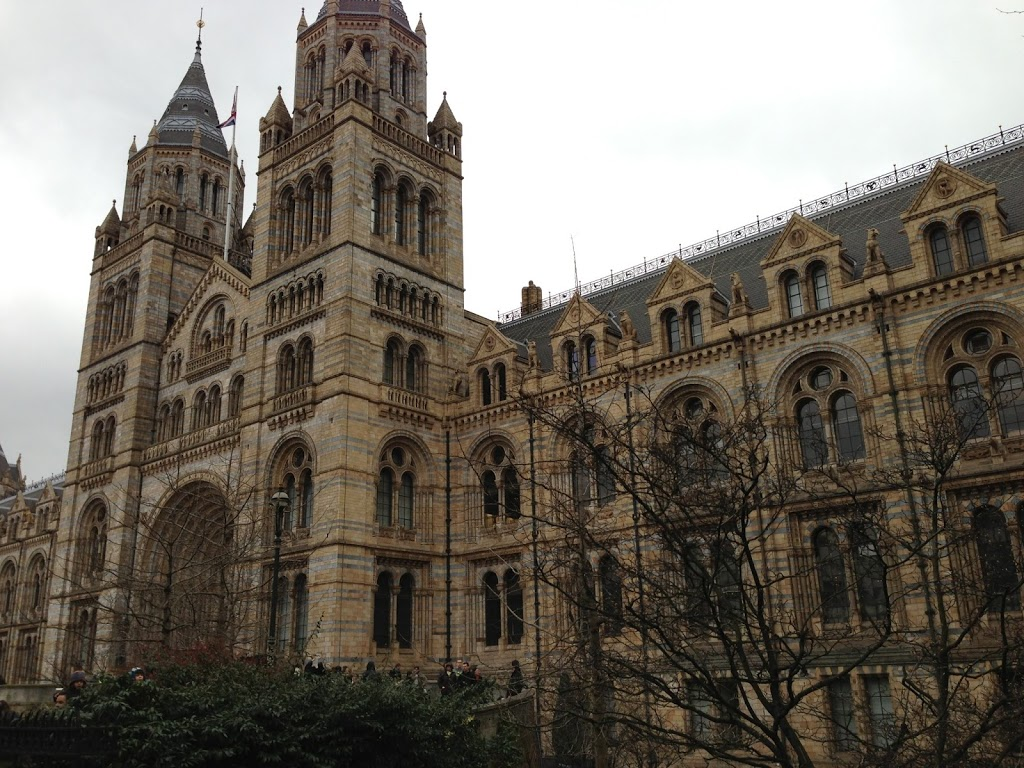 What Area Of London Is The Natural History Museum