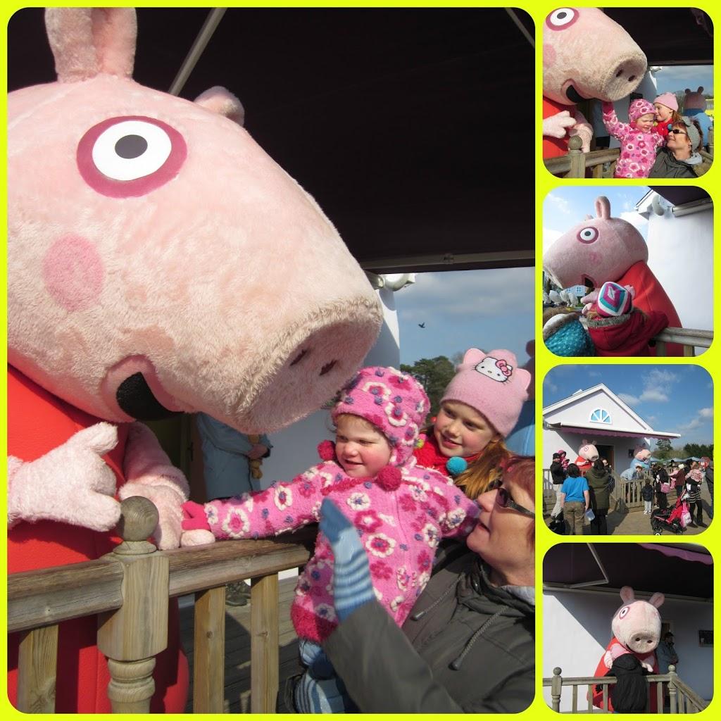 Peppa Pig World And Paultons Park, Southampton, Hampshire