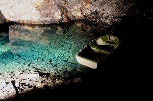Carnglaze Caverns Cornwall