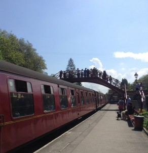 North Yorkshire Moors Railway Goathland station