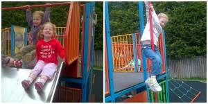 Burnby Hall Gardens play park