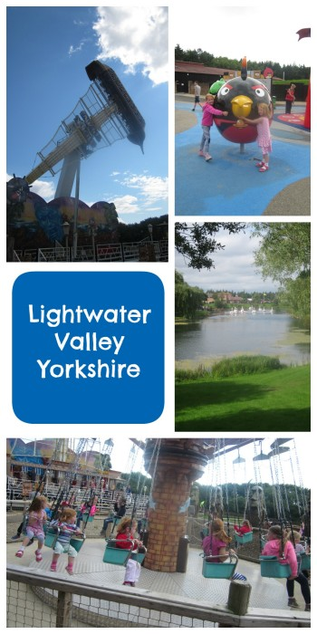 Lightwater Valley, Yorkshire
