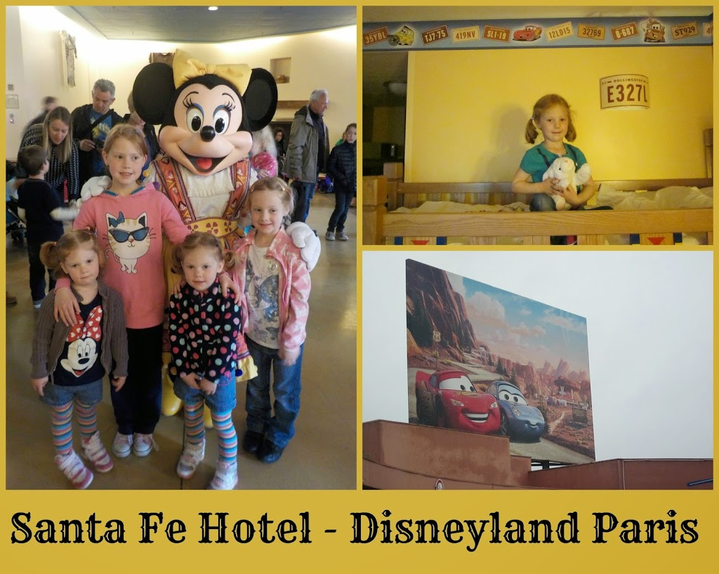 Feature The Hotel Santa Fe At Disneyland Paris Kids Days Out Reviews