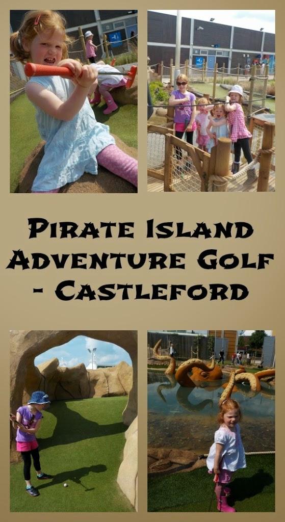 Pirate Island Adventure Golf Junction 32 Castleford