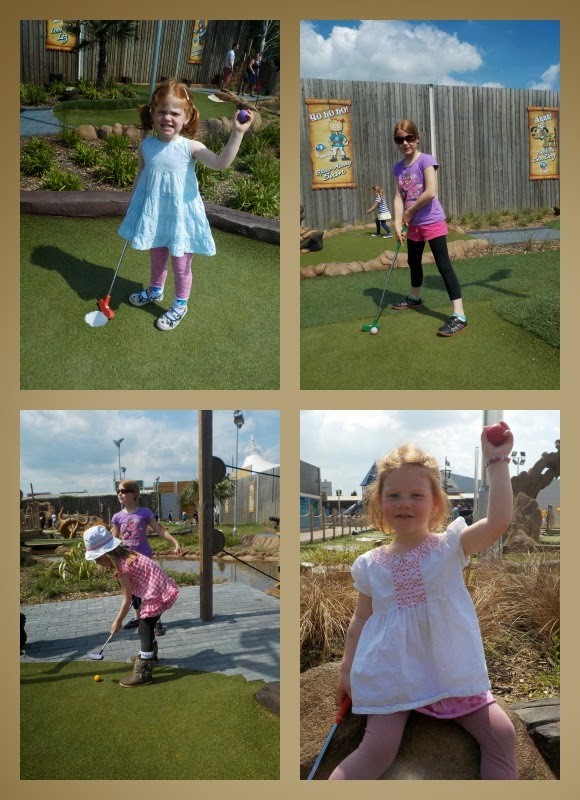 Pirate Island Adventure Golf Junction 32 Castleford