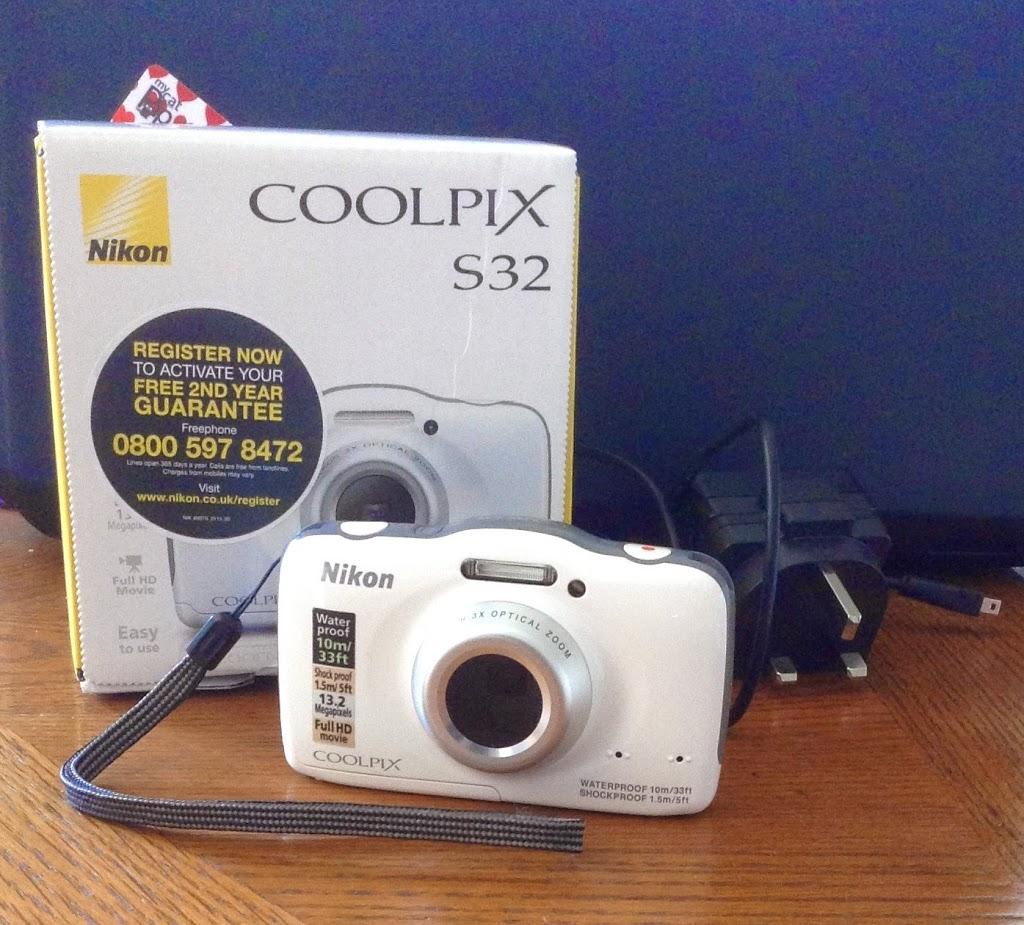 Nikon Coolpix S32 Review