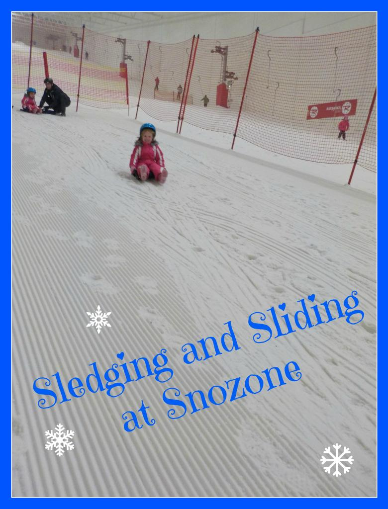 Snozone At Xscape Castleford West Yorkshire Kids Days
