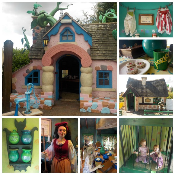 Story Book Village at Sundown Adventureland