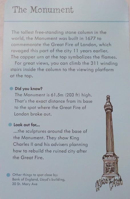 Usborne London Spotters Cards