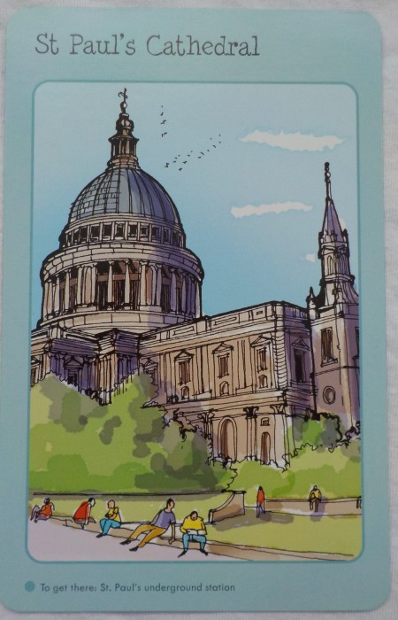 London Spotters Cards 008