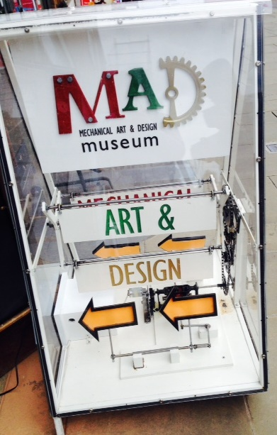 MAD Museum Stratford
