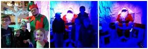 Santa at Princes Quay