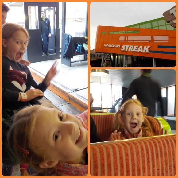 The Nickelodeon Streak at Blackpool Pleasure Beach