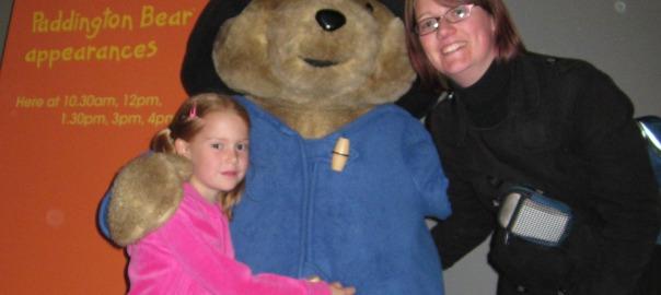 Paddington Bear days out
