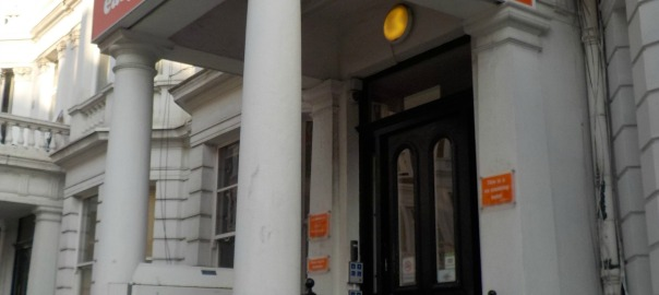 easyHotel South Kensington review