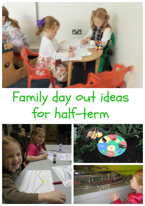 kids days out half term