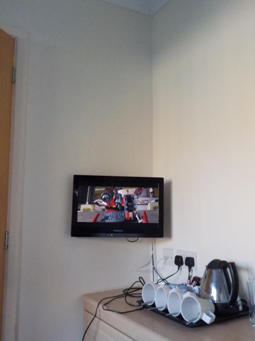 Butlins Skegness standard accommodation