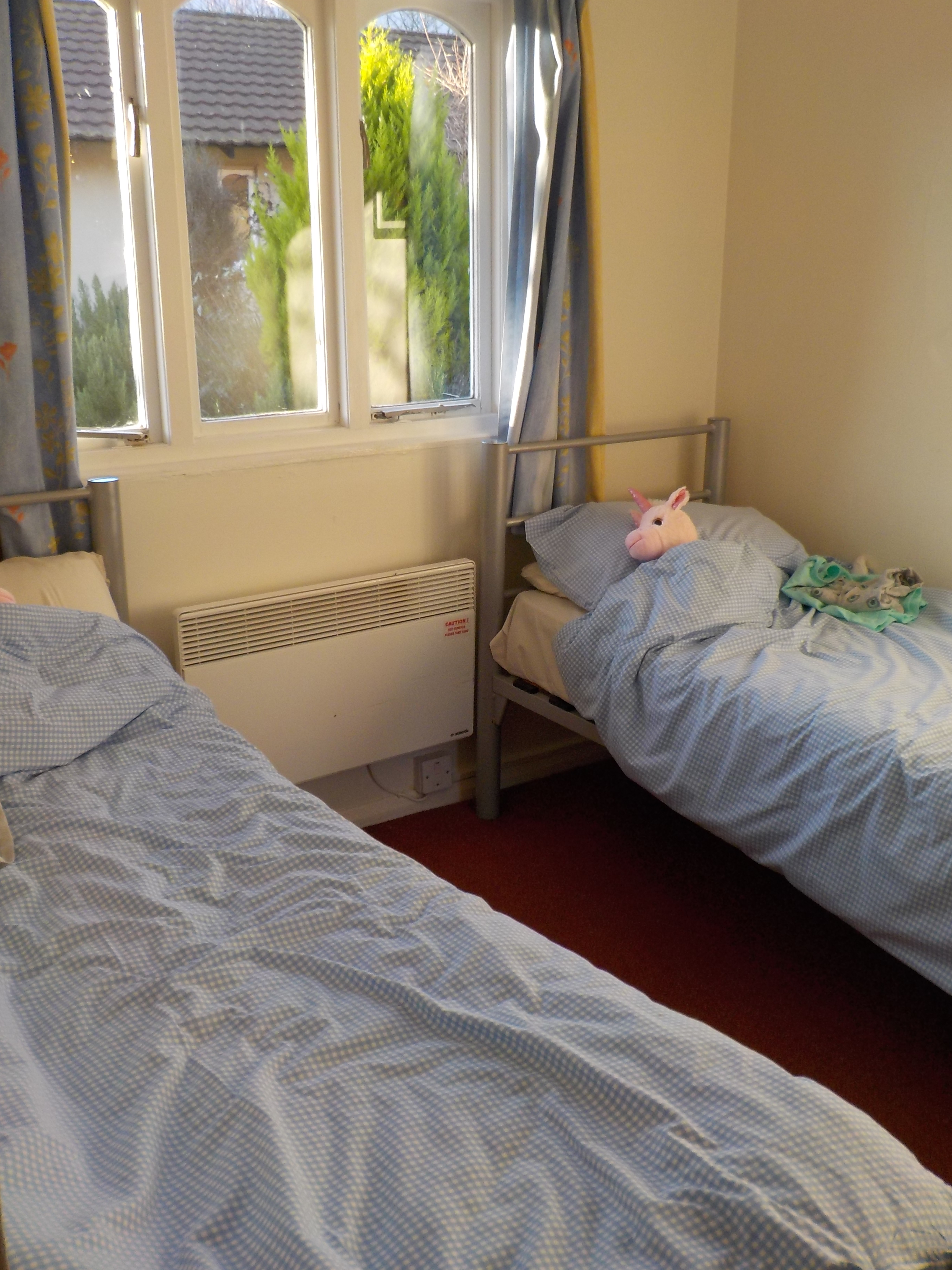 Standard Accommodation At Butlins Skegness Kids Days Out