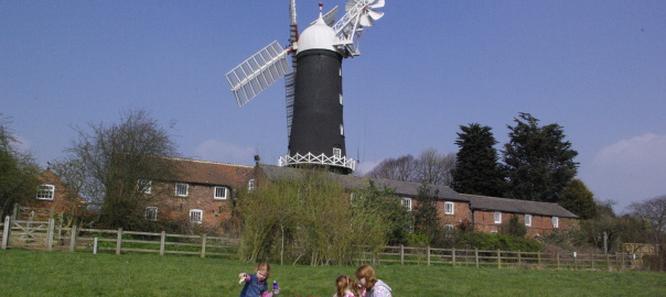 Skidby Windmill East Yorkshire