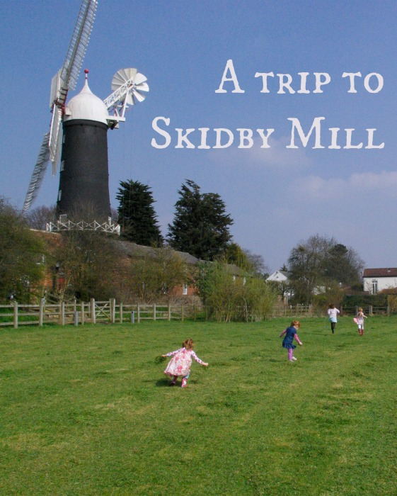 Skidby Mill East Yorkshire