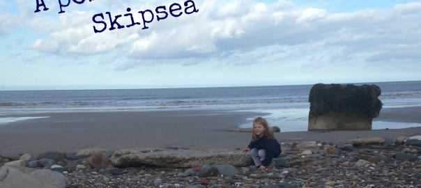 A postcard from Skipsea