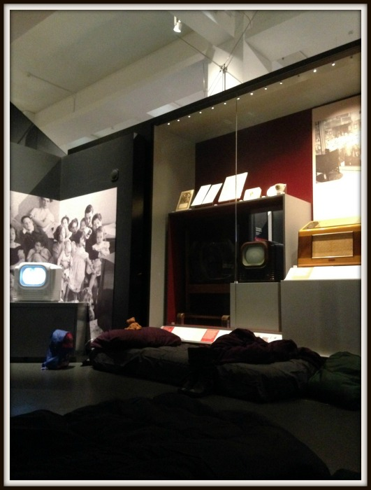 Sleepover in the Information Age gallery