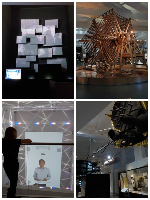 The Information Age gallery at The Science Museum