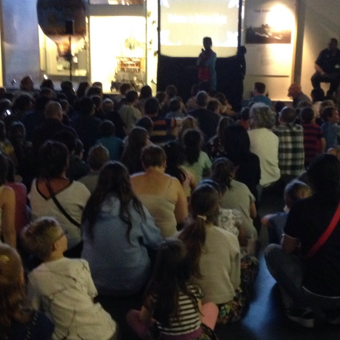 The Science Museum Science Night