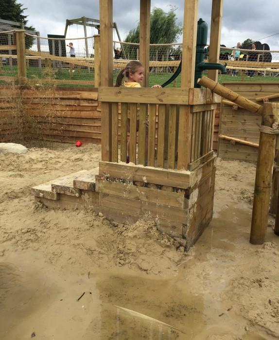 The Big Dig at Willows Activity Farm