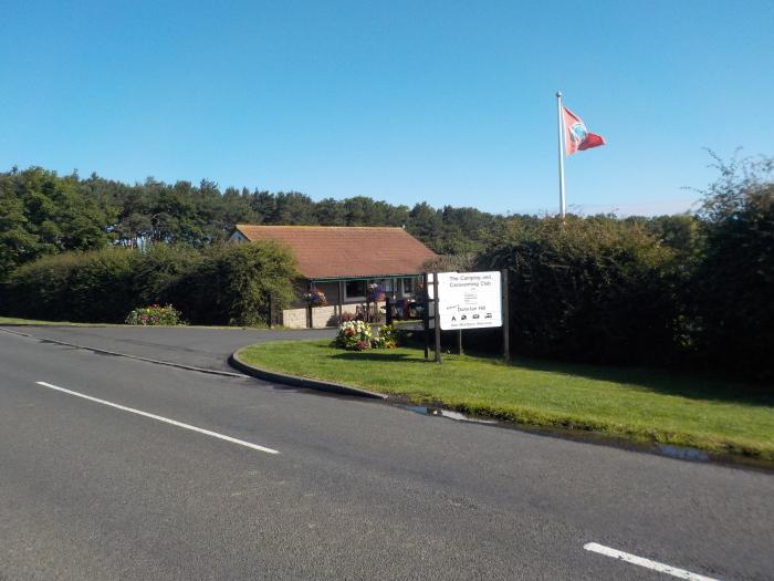 Dunstan Hill Campsite