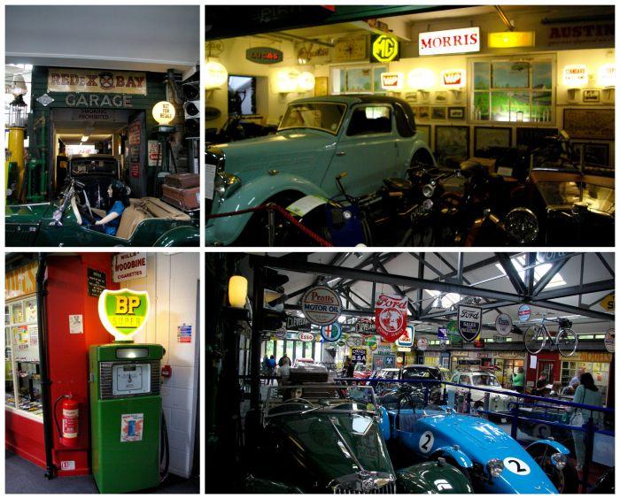 More cars at Lakeland Motor Museum