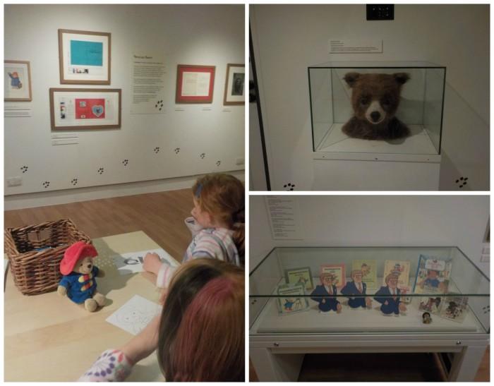 Paddington Bear at Seven Stories