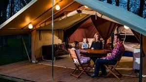 Ready camp from the Camping and Caravanning Club website