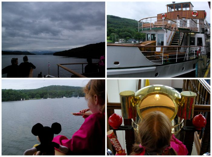 The Teal Windermere Lake Cruises
