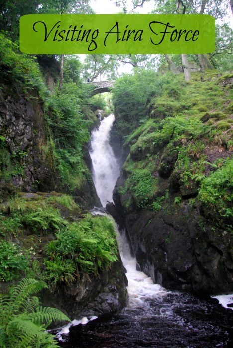 Visiting Aira Force