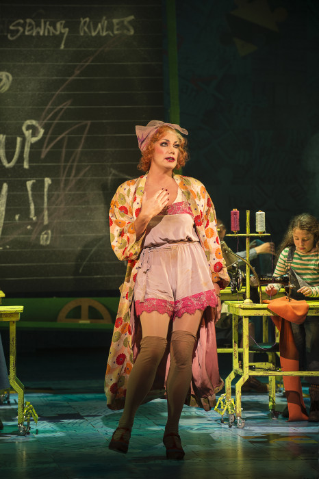 ANNIE - Craig Revel Horwood as 'Miss Hannigan'