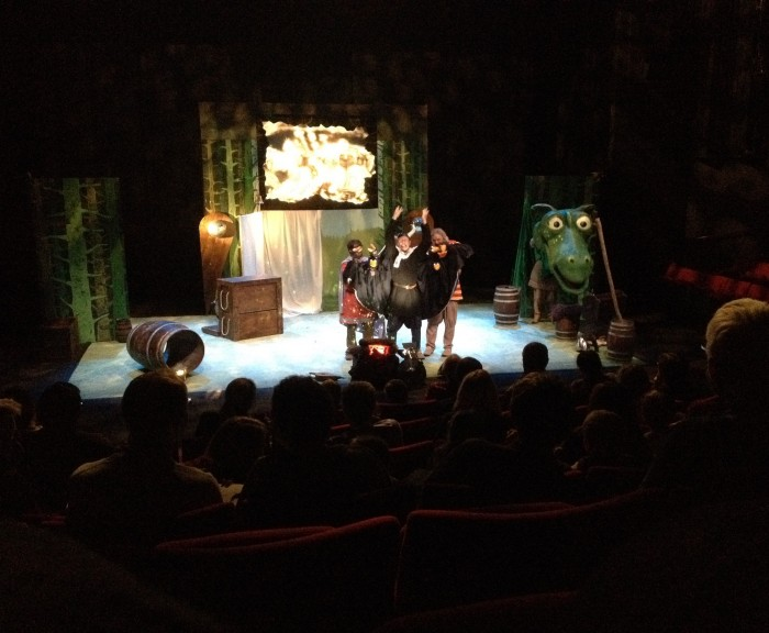 The Sagas of Noggin the Nog at Hull Truck Theatre