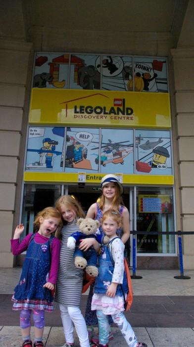 Legoland Discovery Centre Manchester #review