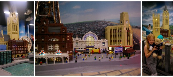 Miniland at Legoland Discovery Centre Manchester