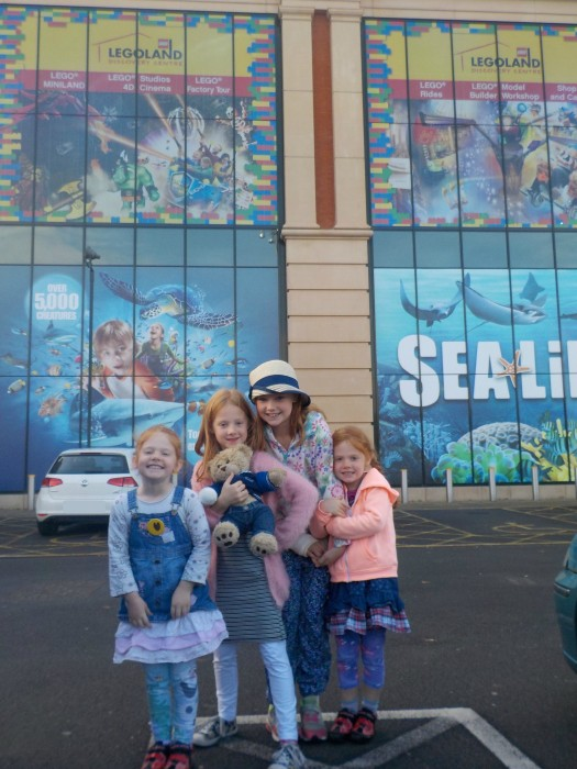 Sea Life Manchester Review