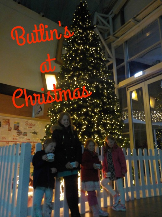 Butlins at Christmas